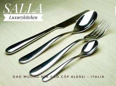 Bộ dao muỗng nĩa Alessi V08