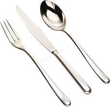Mẫu dao muỗng nĩa Alessi V119