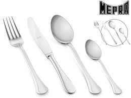 Mẫu dao muỗng nĩa Mepra V3