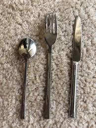 Mẫu dao muỗng nĩa Sola V83